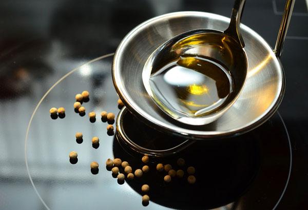 chia semienka olej