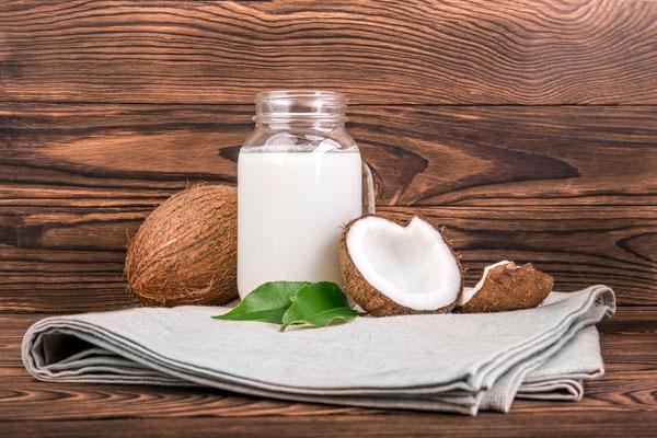 kokosové mlieko účinky