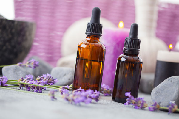 levanduľový olej účinky
