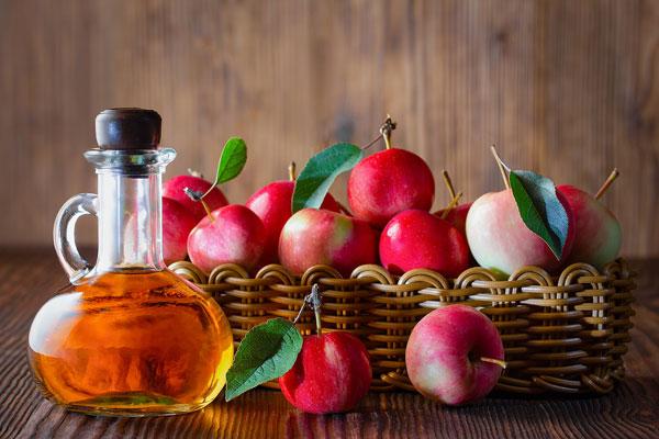 jablčný ocot účinky
