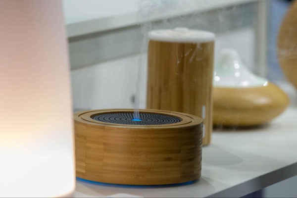 zvhlčovač vzduchu s ionizátorom