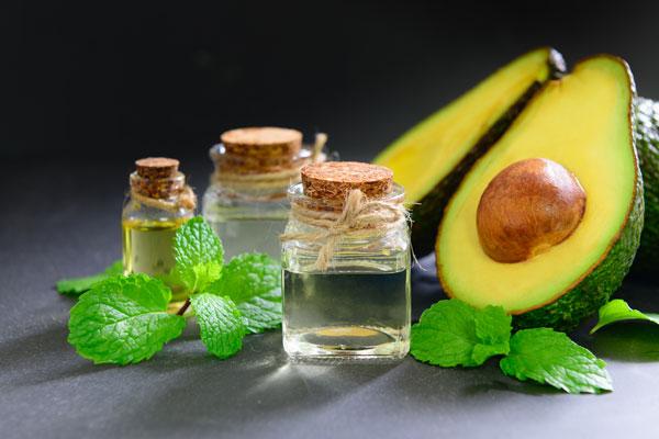 avokádový olej užívanie