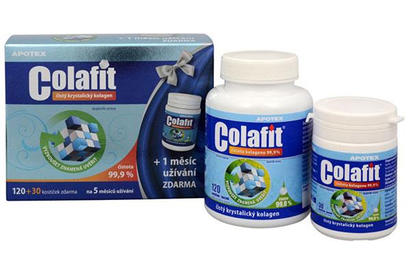 colafit účinky