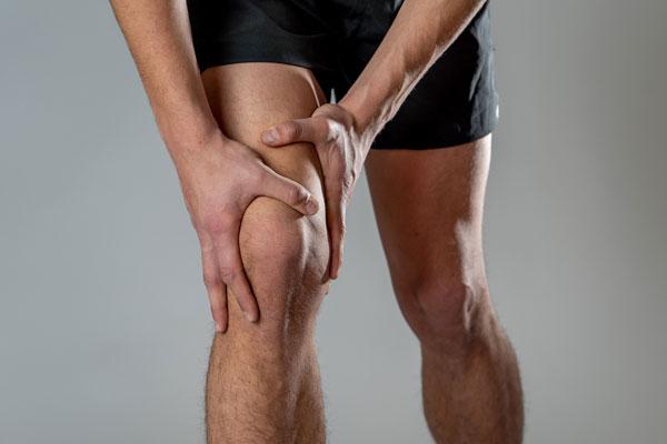 kŕče v nohách príznaky