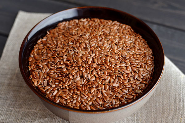 ľanové semienka účinky