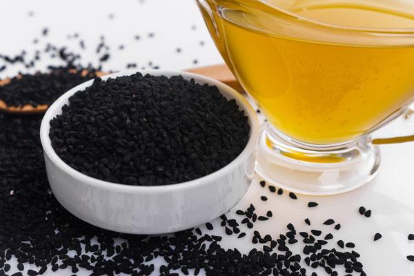 olej z čiernej rasce