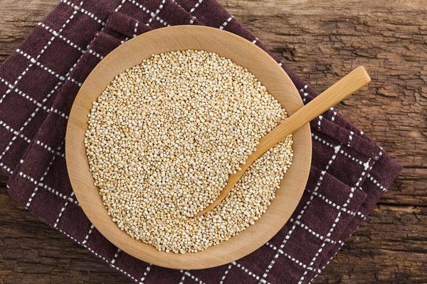 quinoa užívanie
