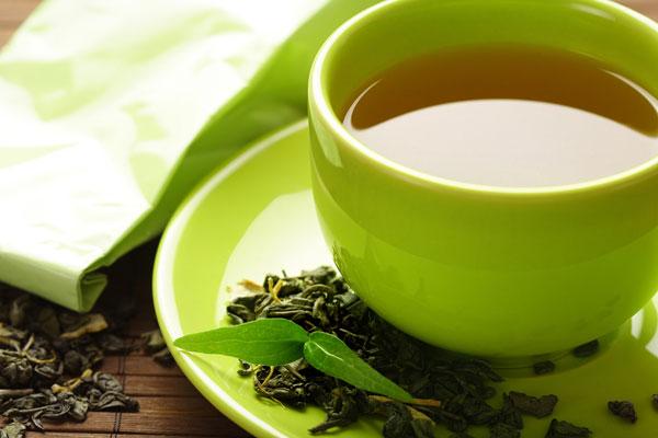 zelený čaj užívanie