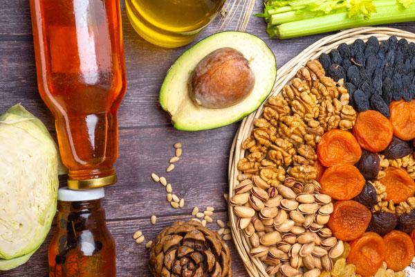vitamín e účinky