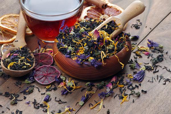 čierny čaj účinky