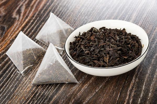 čierny čaj užívanie